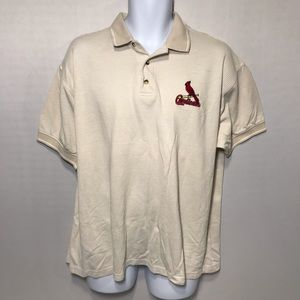 Other - True Fan Cardinals Polo Size Large